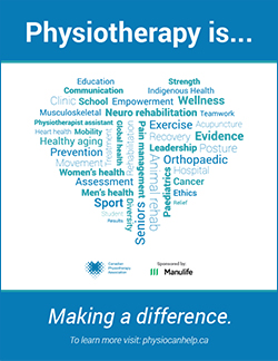 Physiotherapy is making a difference