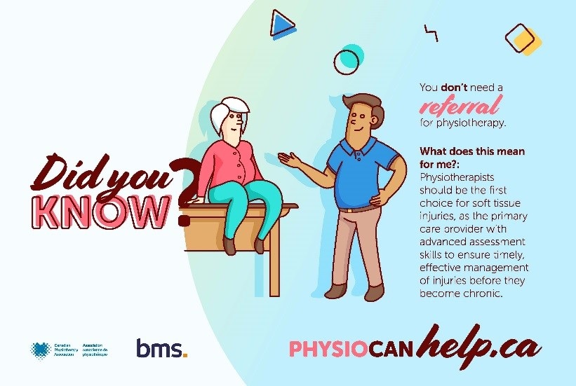 2018 National Physiotherapy Month - Re-Cap | Canadian Physiotherapy